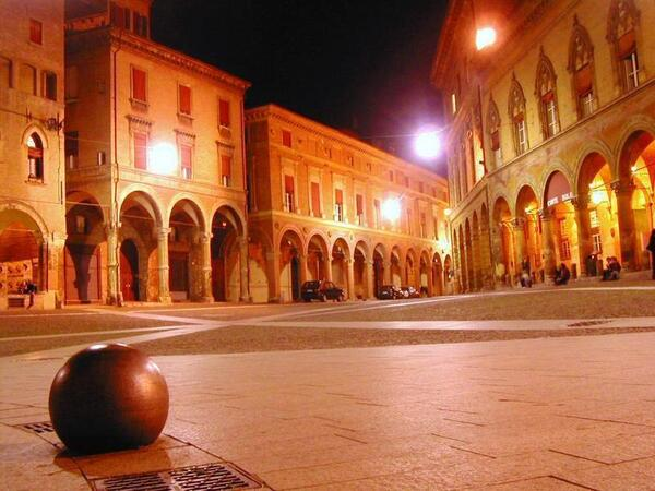 Book a hotel in Bologna